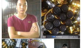 Vietnamese man says wildlife products advertised on his Facebook are fake