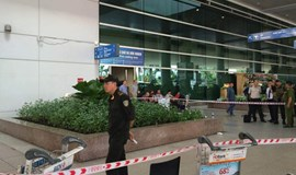 Aussie man falls from 2nd floor at Tan Son Nhat Airport