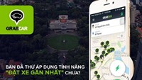 GrabCar pilot project rolls out in Vietnam