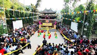 Spring in Vietnam is the season of a thousand festivals