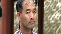 Cheng Bao He was arrested on March 4 in Hau Giang Province. Photo credit: Zing.vn