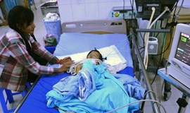 Vietnamese toddler accidentally shoots, wounds 9-month-old baby