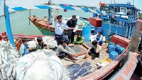 Malaysia arrests 25 Vietnamese fishers: report