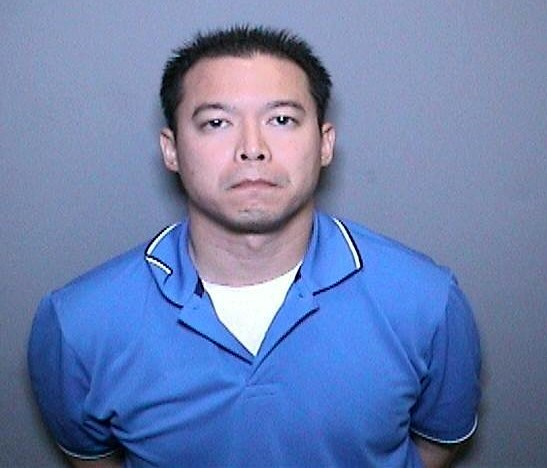 Michael Minh Nguyen, 34, Irvine, was charged with 17 felony counts of misappropriation of public funds. Photo credit: The Orange County Register