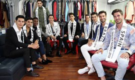 Vietnamese male model faces fine for entering beauty pageant without permission