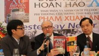 Updated 'Perfect Spy' book released, films in the making