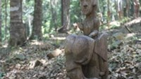 Wooden statues offer peek into Vietnam highlands culture