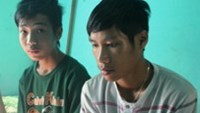 2 Vietnam teenagers escape slave labor at gold mines