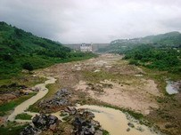 Girl missing as Vietnam dam suspected to flood river