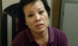 Vietnamese woman charged for ramming traffic cops