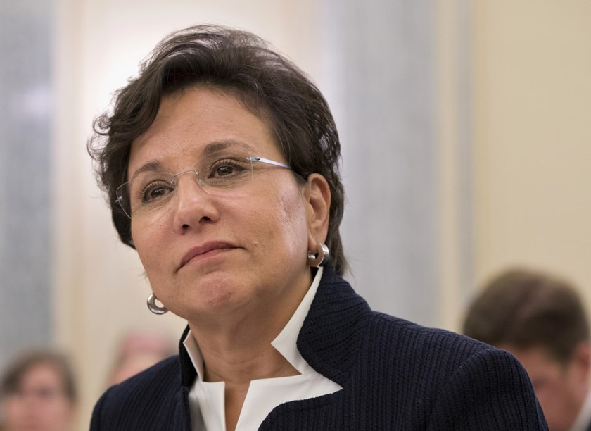 US Secretary of Commerce Penny Pritzker. Photo credit: AP