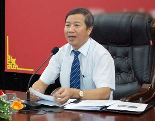 Nguyen Huu Bang, former general director and board chairman of Vietnam Railways. Photo: Truong Son