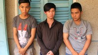 Vietnam dog thieves surrender, admit to killing boys with stun gun
