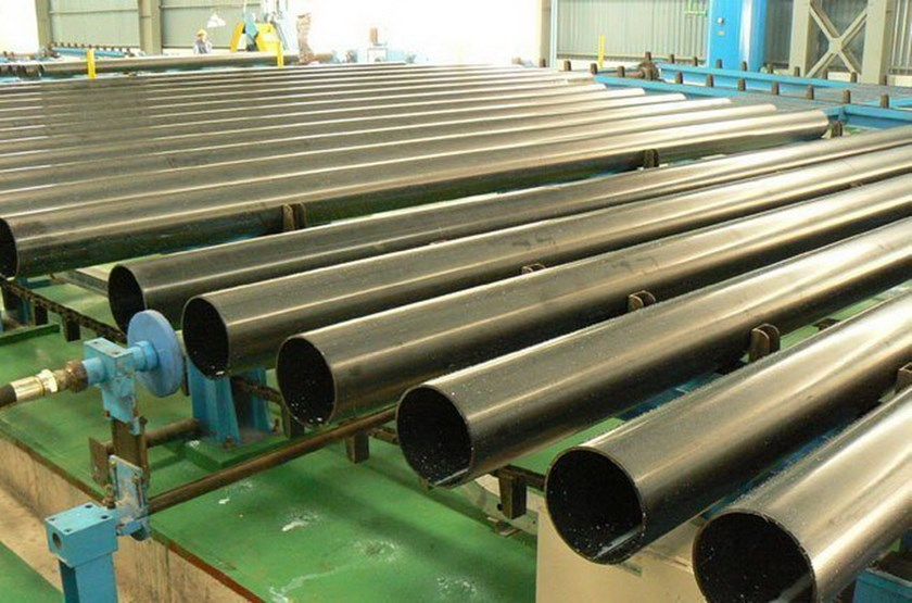 Steel pipes are produced in Ba Ria-Vung Tau Province. Vietnamese nails have joined the list of many steel products including steel pipes accused of dumping in the US. Photo credit: TBKTSG