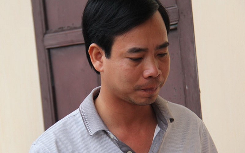 Nguyen Duy Hiep, a Hanoi judge, has been detained for taking $11,000 bribe promising to save an embezzling official from jail. Photo credit: 24h.com