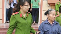 Vietnamese jailed as killing husband to fight sex abuse