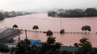 Typhoon Rammasun-triggered flashfloods kill 3 in northern Vietnam