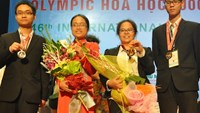 Vietnam students win 4 golds, silvers at int'l chemistry contest
