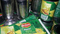 Hanoi cops seize Chinese canned corn bearing counterfeit US labels
