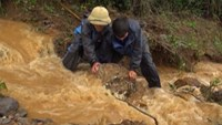 Deadly floods, landslides ravage northern Vietnam