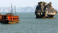 Vietnam waits 7 years to address toxic oil outside Ha Long Bay