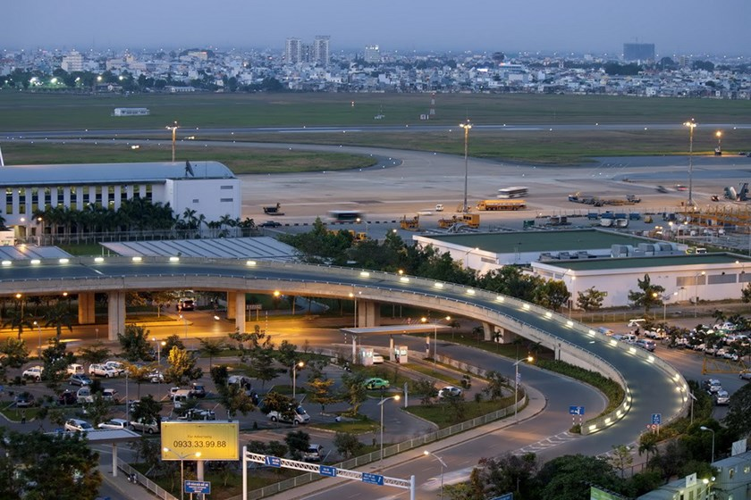 Tan Son Nhat International Airport in Ho Chi Minh City. Photo credit: tinviet.net