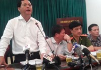 A Hanoi press briefing held on August 19 to reveal the official results of an investigation into a local philanthropic pagoda after a member of its staff was arrested for allegedly selling a child.
