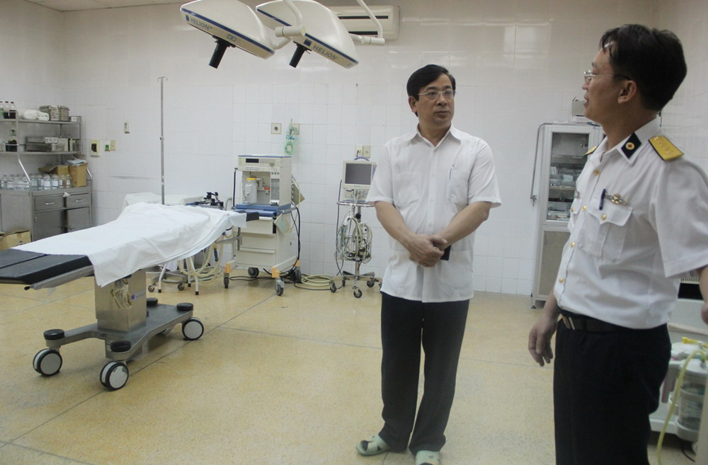 Hanoi's deadly medical charity never had surgical license: Dept. of Health