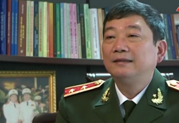 Lt. Gen. among 3 killed in car crash in northern Vietnam