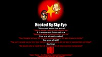 Chinese hackers from Sky-Eye group has left messages that defaced a Vietnamese website during a recent attack. Photo credit: SecurityDaily