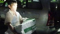 Vietnam cops seize 40kg of smuggled Laos weed