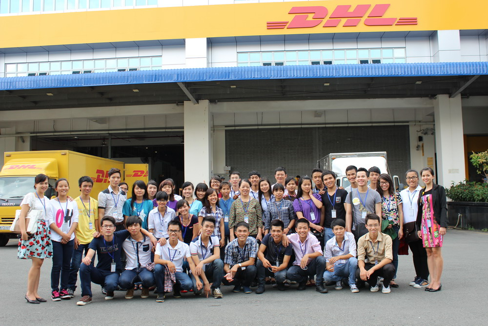 DHL helps disadvantaged youth forge careers