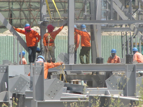 Vietnam province lets Taiwan's Formosa import Chinese workers without proper permits
