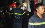 Ho Chi Minh City rescuers work all night at blast site