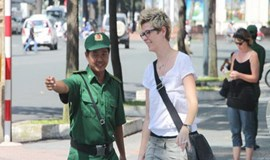 Security warnings calm tourists rather than scare: HCMC cop