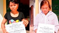 Two teenagers rescued from forced prostitution in Laos