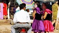 Sex workers in Cambodia. Photo credit: Reuters