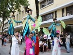 Vietnamese puppet act wins world carnival in Bangkok
