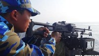 Vietnam's Navy remains on-guard against pirates