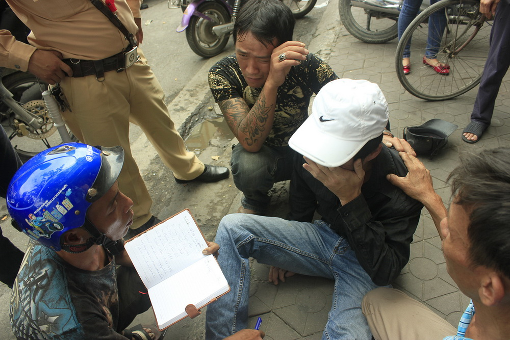 Former addicts snatch junkies from jaws of death in northern Vietnam