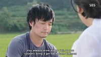 A scene from SBS's Modern Farmer that mentioned Vietnamese brides.