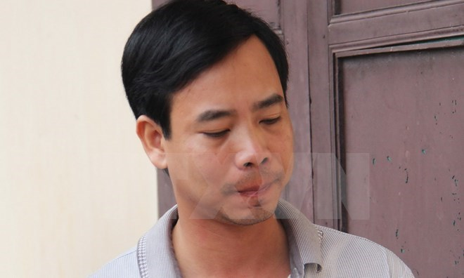 Nguyen Duy Hiep, a former judge of Ha Nam Province, was sentenced to 10 years in jail on December 19, 2014 for taking bribe. Photo credit: Vietnam News Agency