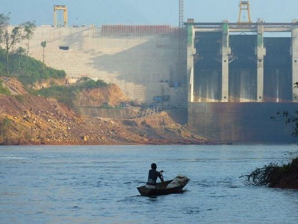 A hydropower dam on the Mekong. Photo: Vietnam News Agency/opendevelopmentmekong.net