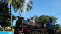 War-era steam locomotive to connect Hue and Danang