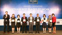 Vietjet ranks first in survey of best places to work in tourism and hospitality industry