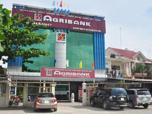 An Agribank office in Ho Chi Minh City. Photo credit: Cong An Nhan Dan Newspaper