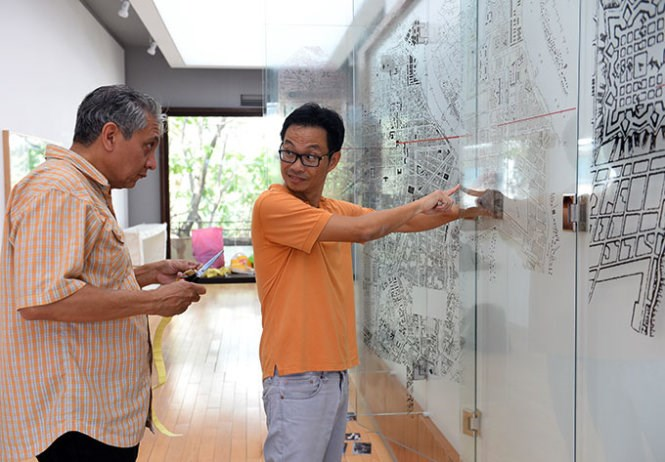 saigon's spontaneous use of space deserves a phd | arts & culture