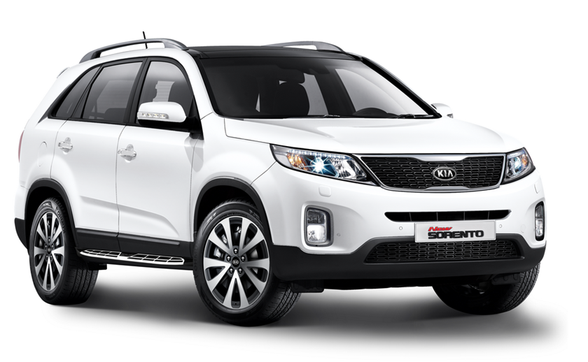 New Sorento – a good choice for sport-utility vehicle