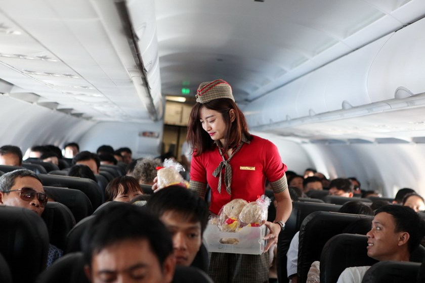 Vietjet opens new route connecting Da Nang and Hai Phong