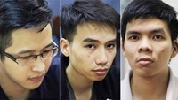 Three IT graduates arrested in Hanoi for hacking into websites to steal credit card information. File photo
